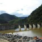 Reservatório e Barragem - C