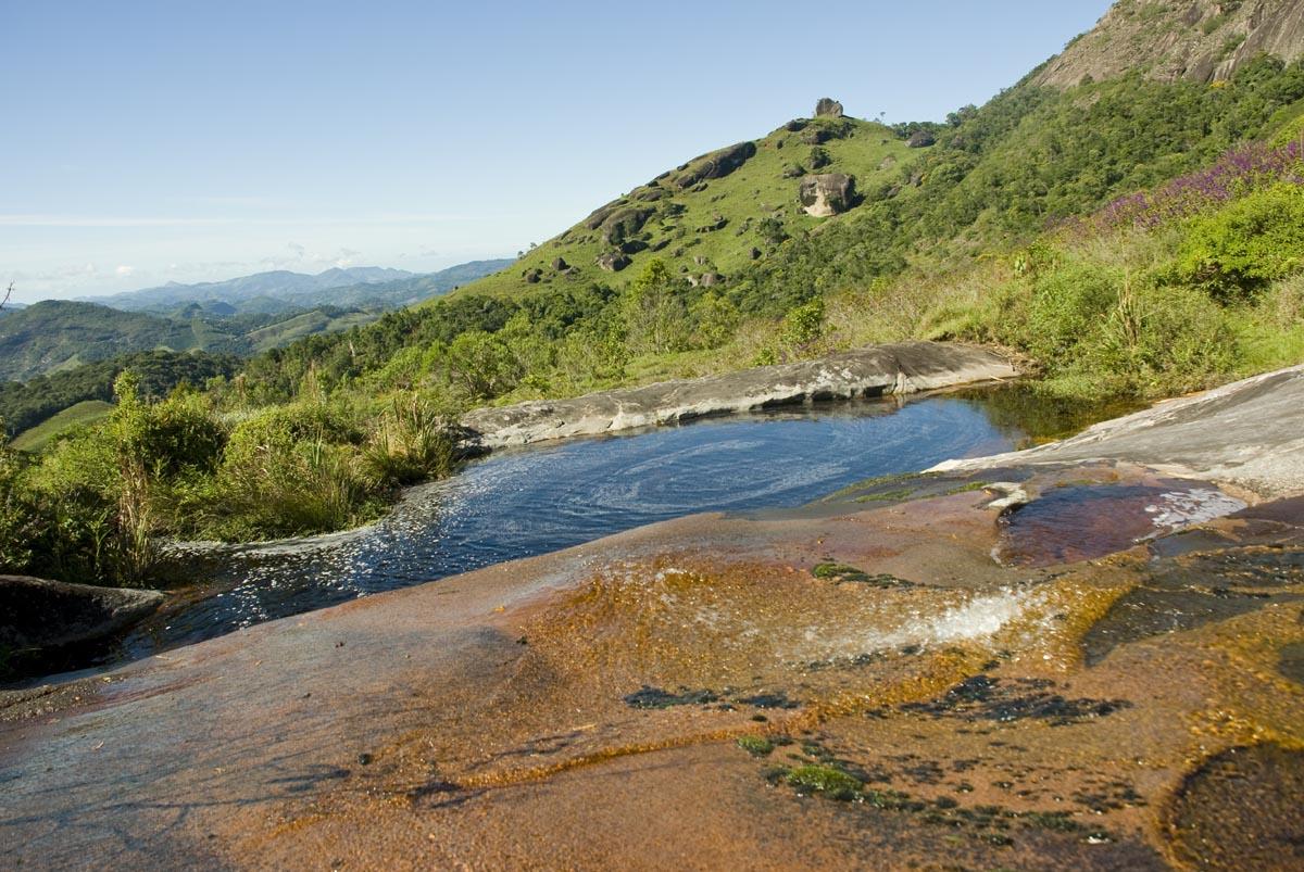 Resultado de imagem para Parque Estadual de Forno Grande, em Castelo - ES