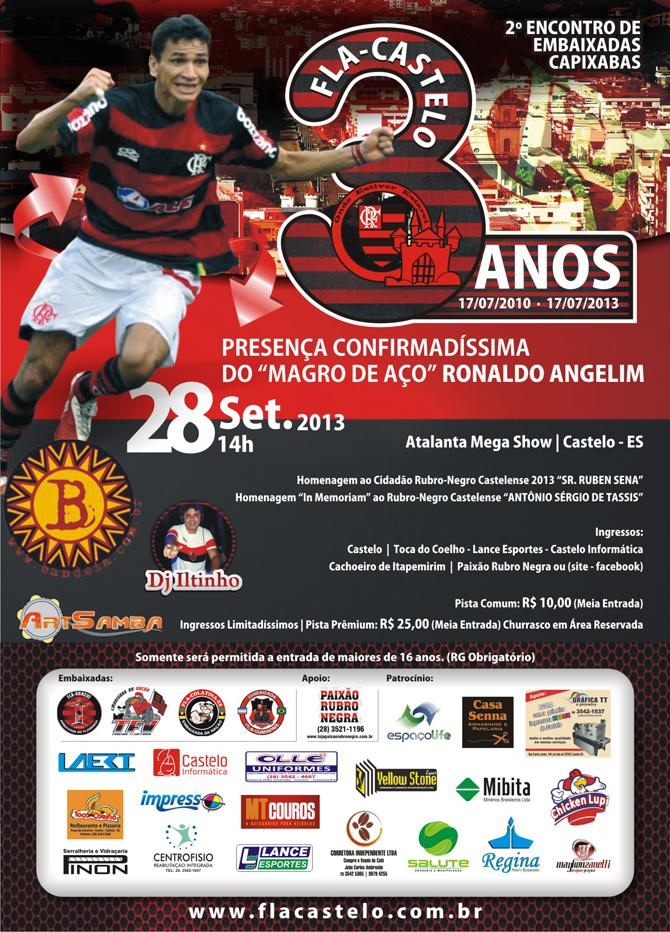 Cartaz - Fla-Castelo 2013 (2)
