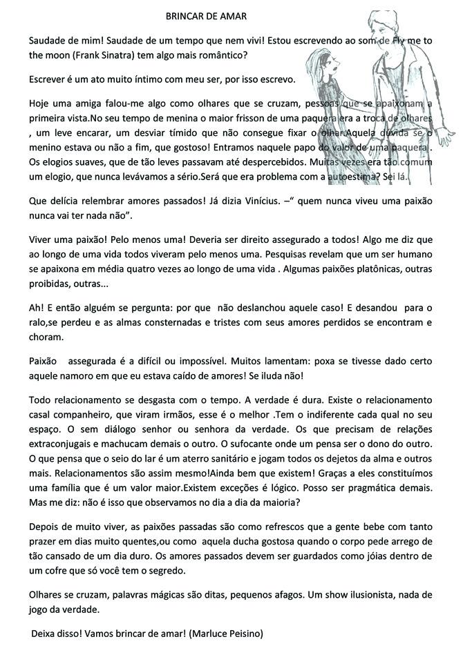 BRINCAR DE AMAR 2