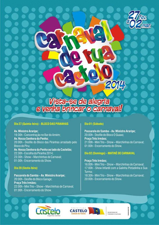 Carnaval de Rua 2014 - A4