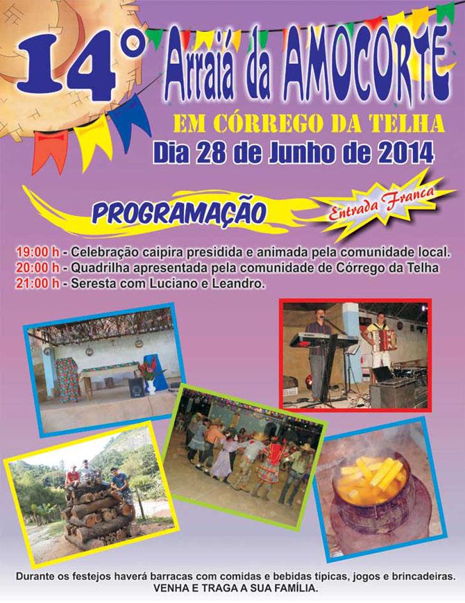 Amocorte - 2014 Arraia