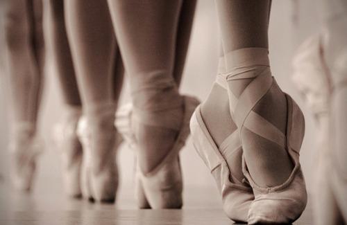 pes-bailarinas
