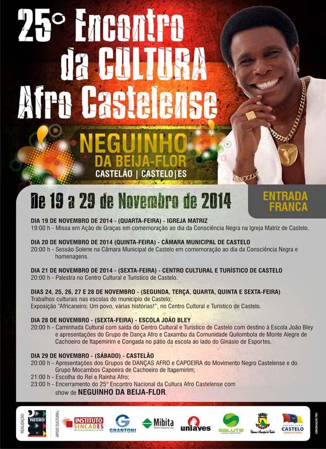 Movimento Negro 2014 - cartaz (2)