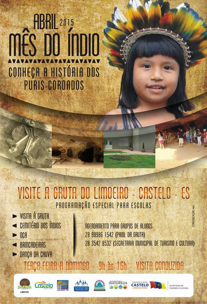 E-mail Marketing - Gruta do Limoeiro - indio 2015