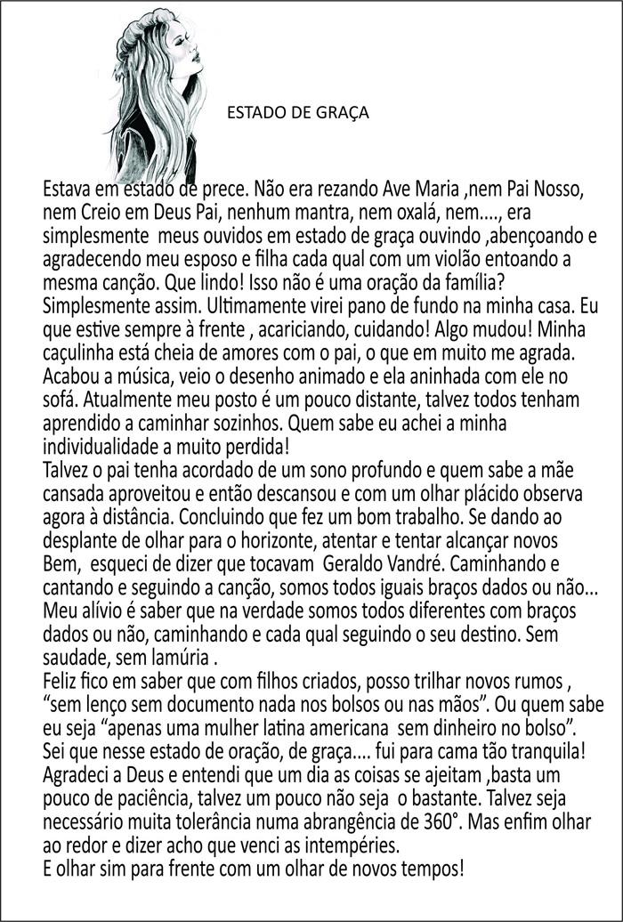 ESTADO DE GRAÇA