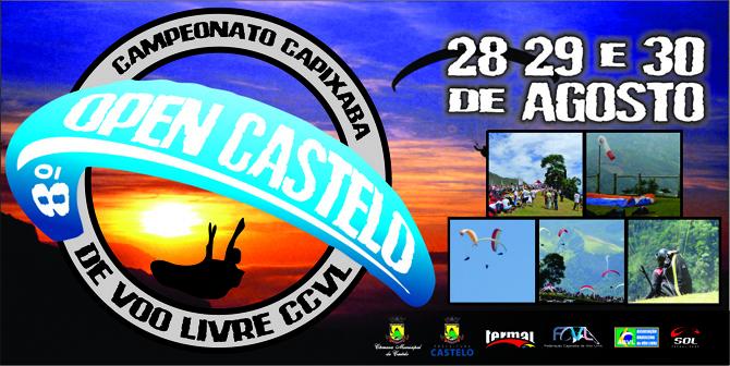 8º Open Castelo 2.0