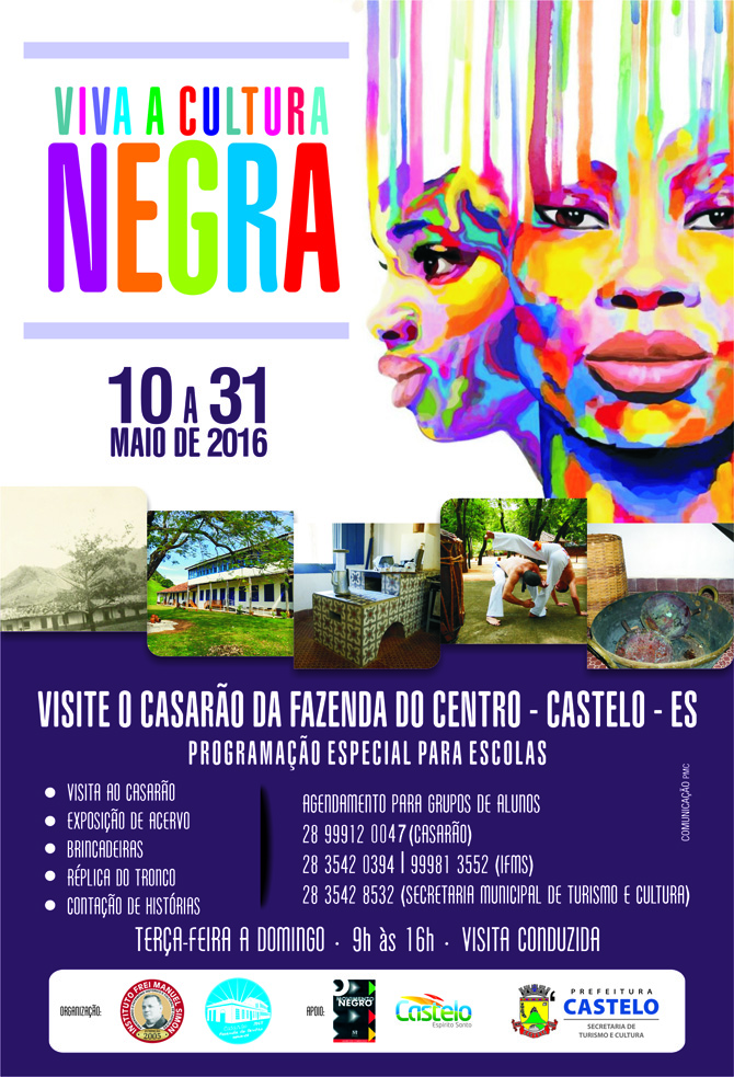 E-mail Marketing - Viva Cultura Negra 2016